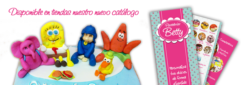 Catalogo Pastelerias Betty
